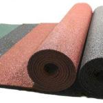 Преимущества ковров из резиновой крошки