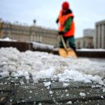 Инновационные Антигололедные средства. Топят лед — удобряют почву!